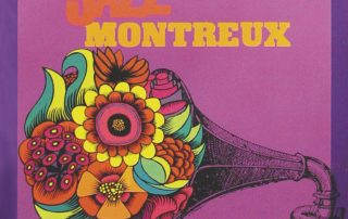 The first Montreux Jazz poster 1967